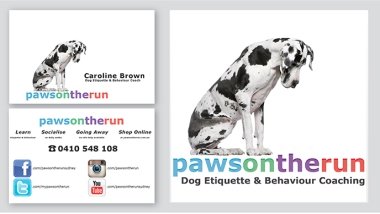 business-card-paws-on-the-run